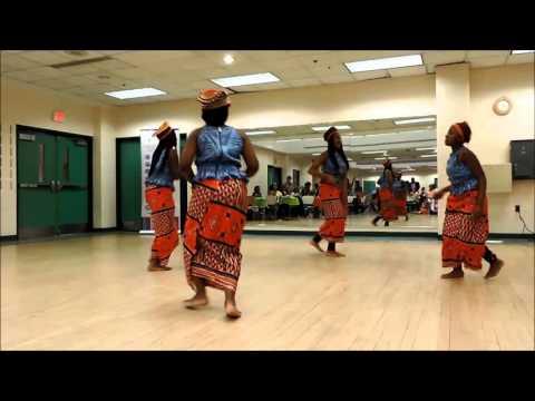 The Takam 2 Dance Demonstration, Renaissance Center.