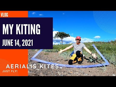 My Kiting - June 14th 2021 - The Minimalistic