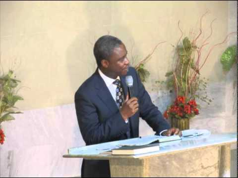 How to fellowship with the HOLY SPIRIT- Rev Areogun (Dream Centre of the Life Oasis Int'l Church)