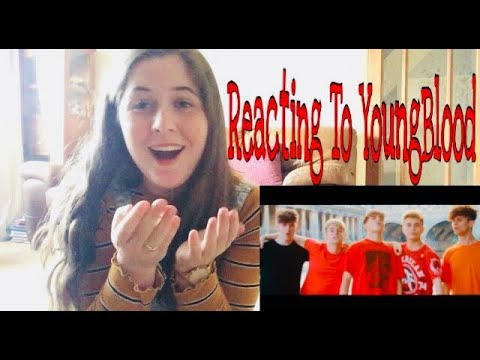 Reacting To 'YoungBlood' - A Cover By RoadTrip TV || Beth