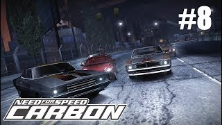Need for Speed Carbon | Gameplay | 21st Street Takeover 1/5 | #8