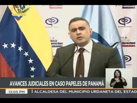 Fiscal General anuncia investigación penal contra Rafael Ramírez, expresidente de Pdvsa