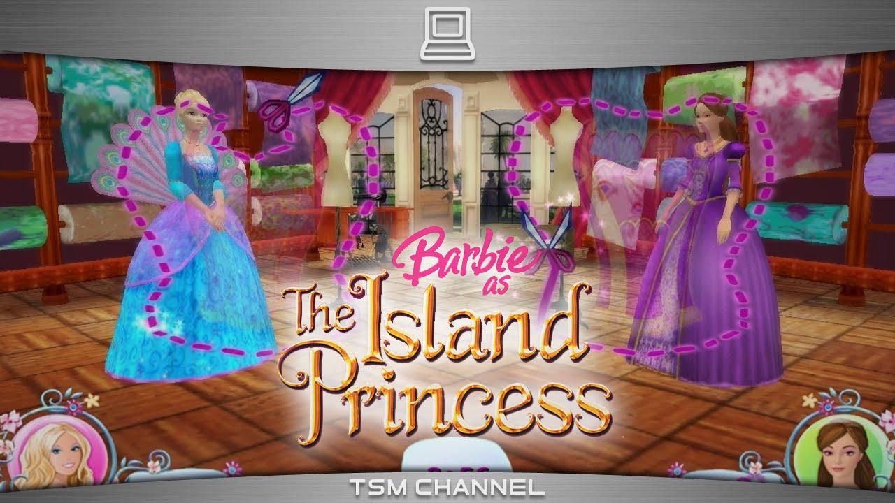 Barbie As The Island Princess 2017 Full Movie Youtube