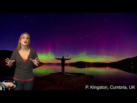 Dark Coronal Hole Brings Bright Aurora: Solar Storm Forecast 11-09-2017