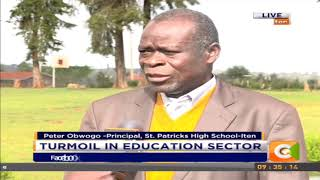 Turmoil in education sector: Reducing boarding schools #CitizenExtra  #CitizenExtra