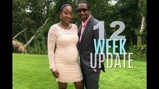 12 WEEK PREGNANCY UPDATE | Finding out the SEX??...Maternity uniform video?? +Symptoms