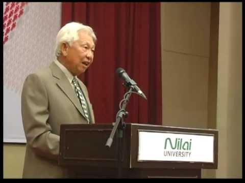 Academic Event @ Nilai U - Future Leaders Camp 2012: Address by Nilai U President