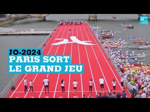 JO-2024 : Paris sort le grand jeu