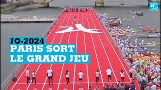 JO-2024 : Paris sort le grand jeu