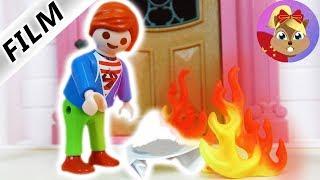 摩比游戏 Playmobil 玩偶影片 小尤学校恶作剧,完了 闯祸了 爆炸!