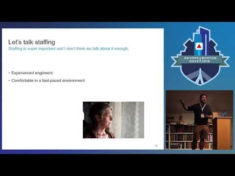 DevOpsDays Boston 2018 - Sustaining Engineering - life after devops? by Timothy Bonci