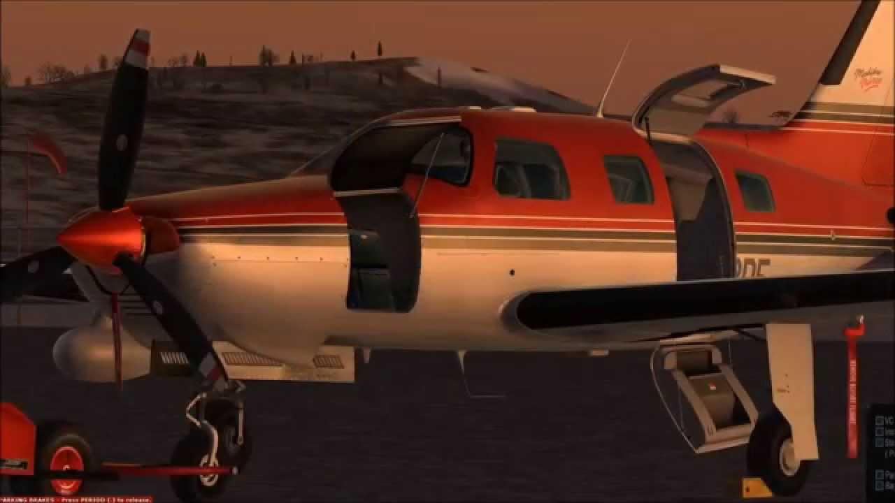 PA46 MALIBU MIRAGE 350P HD SERIES FSX/P3D