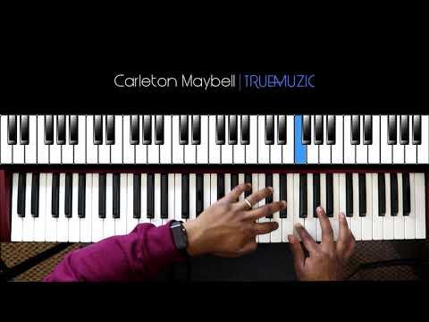 H.E.R. - Focus PIANO TUTORIAL
