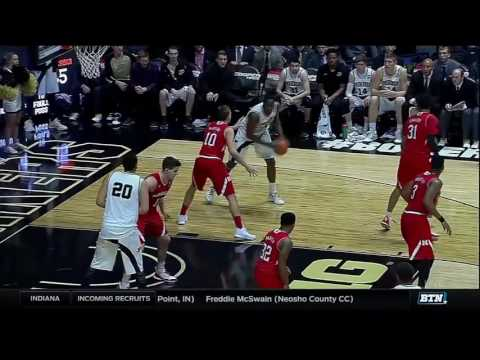 Vince Edwards and Isaac Haas Interview - 2016 B1G Men's Basketball Media Day