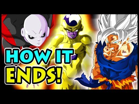 5 Possible Endings for the Tournament of Power! (Dragon Ball Super How It Could End DBS Ep 130-131)