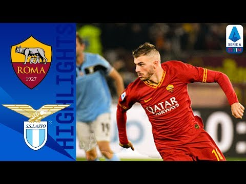 roma-1-1-lazio-|-honours-even-in-rome-derby-as-dzeko-and-acerbi-score!-|-serie-a-tim