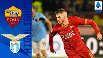 Roma 1-1 Lazio | Honours even in Rome derby as Dzeko and Acerbi Score! | Serie A TIM