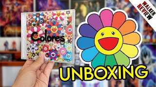 J Balvin Colores CD UNBOXING   WalkerReview