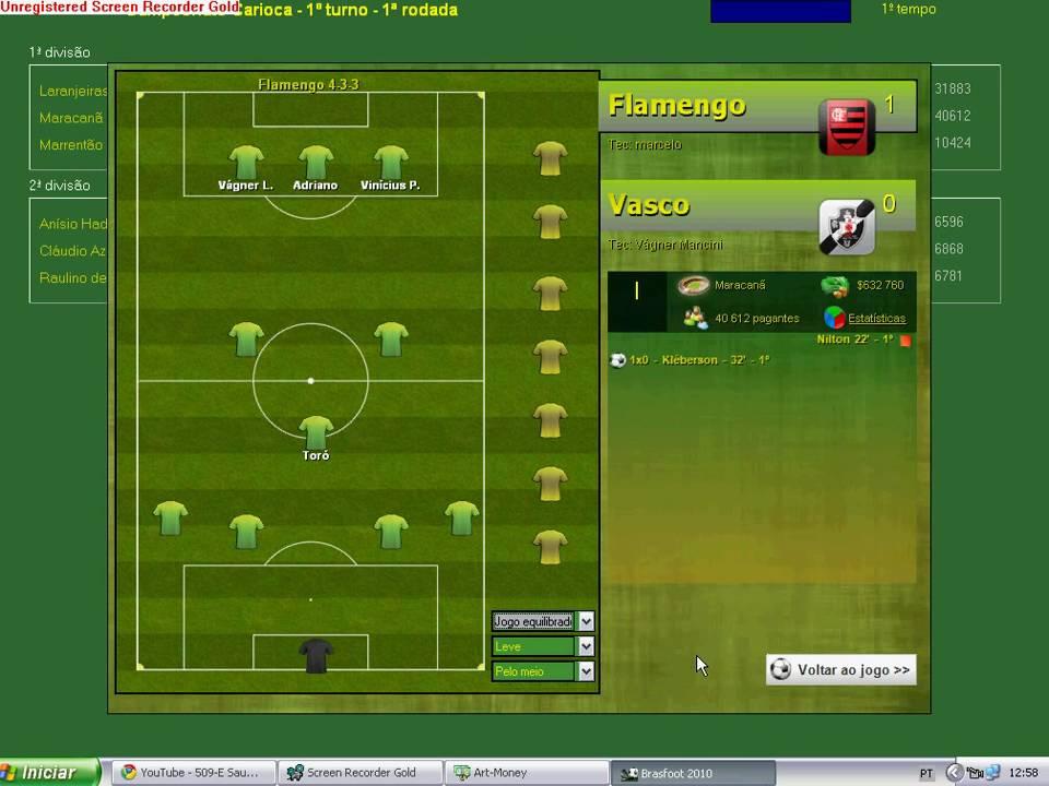 artmoney para brasfoot 2010