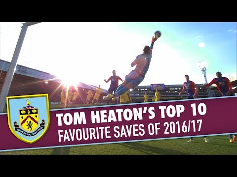 TOP 10 | Tom Heaton's Favourite Saves