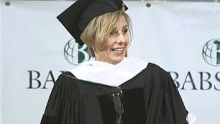 Babson College 2012 Undergraduate Commencement Ceremony