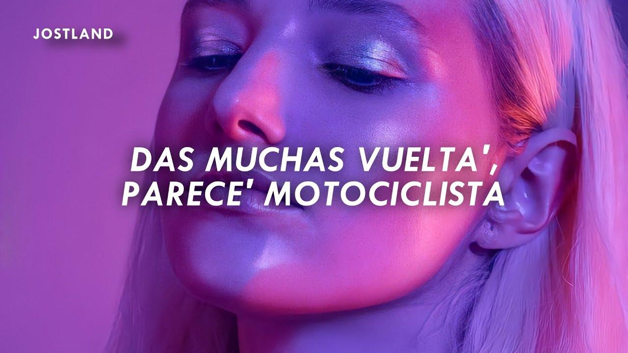 ay jose no me insistas, da mucha vuelta parece motociclista [Letra/Lyrics]