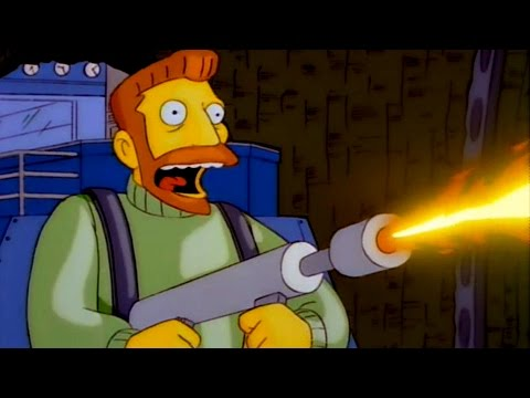 The Simpsons, Hank Scorpio