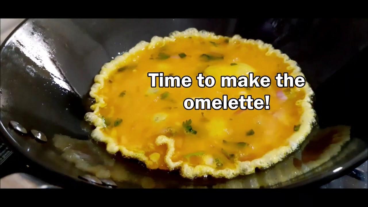 Egg Omelette Curry Recipe | Easy Egg Recipes