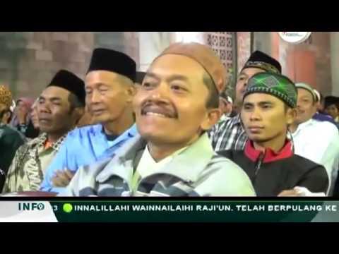KH Anwar Zahid 2015-Kyai Qulhu