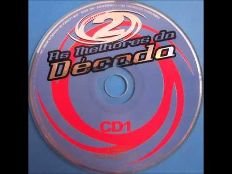 AS MELHORES DA DÉCADA VOLUME 2 CD-1