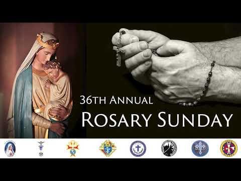 Rosary Sunday 2020