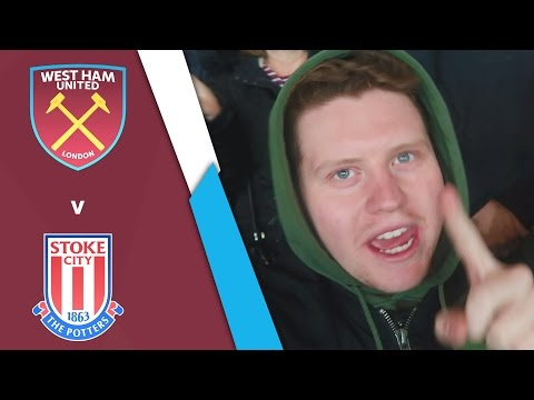 WEST HAM UNITED VS STOKE (Premier League 16/17)