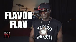 Flavor Flav on Setting House on Fire When He was 5-Years-Old (Part 1)