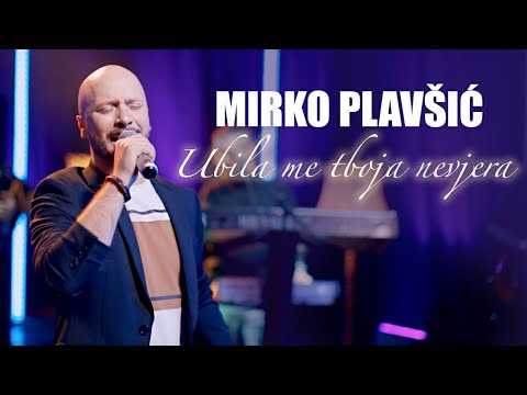 Mirko Plavsic - Ubila me tvoja nevjera - (LIVE SECANJA 2 2021) - Mirko Plavsic Official