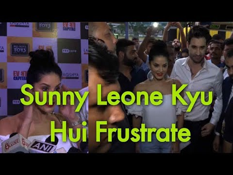 Sunny Leone Kyu Hui Frustrate