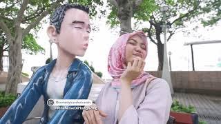 COMEDY TRAVELER - Rina Nose Kesepian Malah Melampiaskan Ke Patung (22/10/17) Part 3