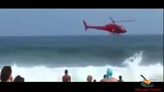 Repeat youtube video Incredibili incidenti elicotteri in diretta