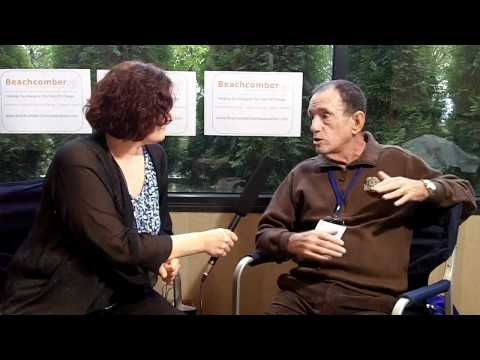Interview with Jack Whyte at SIWC2010