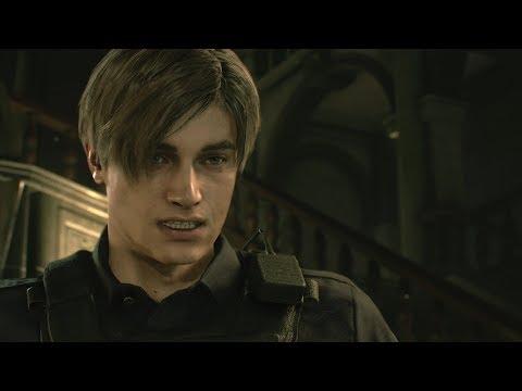 Resident Evil 2 Remake: 1-Shot Demo Full Playthrough