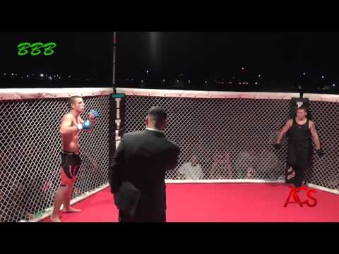 """Baptized by Blood"" Matt Mills vs Cody Baker"