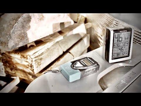 Cheap and Easy DIY LOG Drying Kiln!