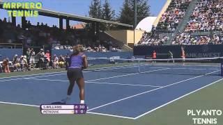 [HD] Serena Williams Best Points 2014