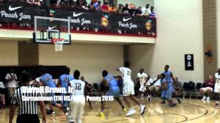 Darrell  Brown, Jr., Germantown (TN) HS/Team Penny 2016 (EYBL Peach Jam)