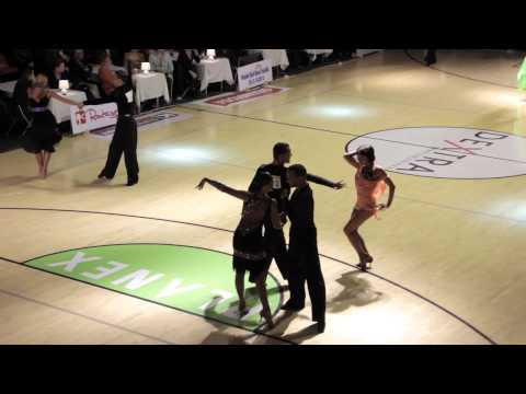 WDSF Helsinki World Open Latin / RUMBA / QF
