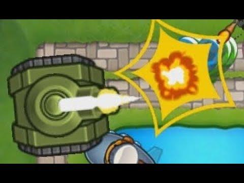 TANK MONKEY - Bloons TD Battles Mods