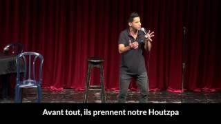 Shahar Hason - Les français à Tel Aviv (sous-titre en français)
