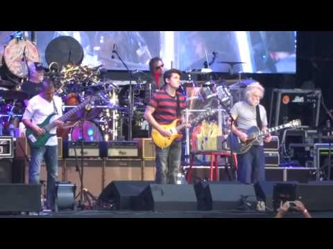 Bird Song into New Speedway Boogie – Dead and Company July 3, 2016