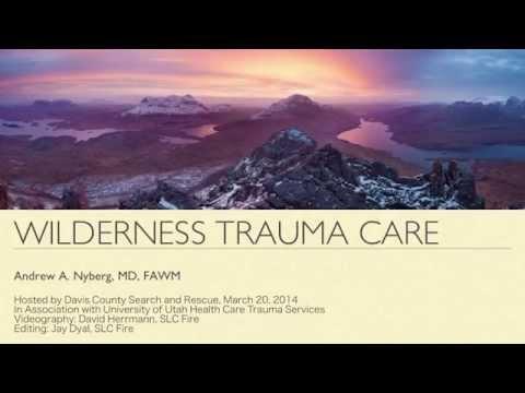 CME :: Wilderness Trauma Care (TGR)