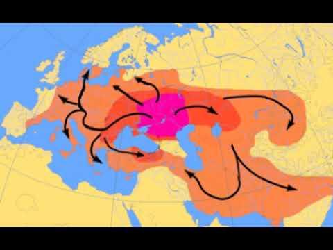 Indo-European Migrations | Wikipedia Audio Article
