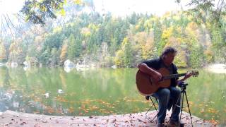 Father And Son (Cat Stevens) - Acoustic Fingerstyle Solo Version - Helmut Bickel